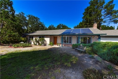 Atascadero Single Family Home For Sale: 4680 Yerba Avenue