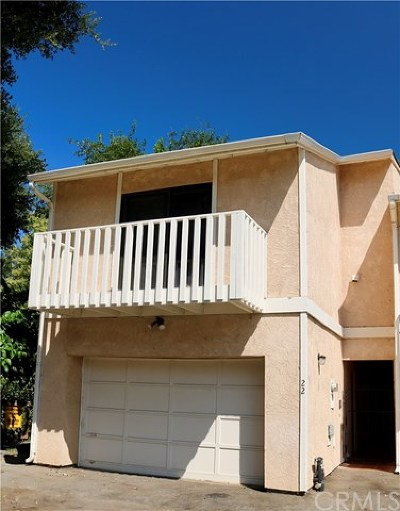 Paso Robles Condo/Townhouse For Sale: 22 Green Court