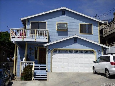 Morro Bay Single Family Home For Sale: 461 Orcas Street