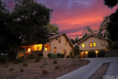 Atascadero Single Family Home For Sale: 5430 Fresno Avenue