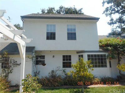 Atascadero Single Family Home For Sale: 8920 San Marcos Road