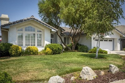 Paso Robles Single Family Home For Sale: 509 Laurelwood Drive