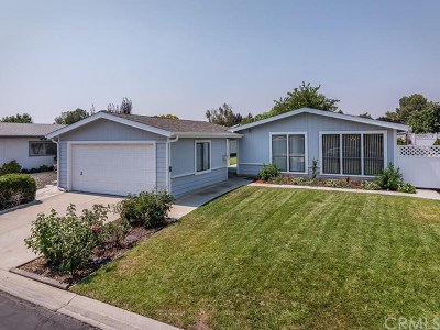 Paso Robles Manufactured Home For Sale: 3 Dove Court