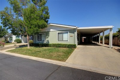 Paso Robles Mobile Home For Sale: 217 Lark Drive