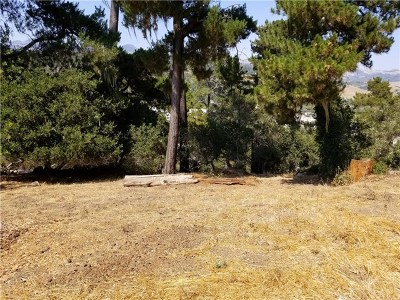 San Luis Obispo County Residential Lots & Land For Sale: 3275 Rogers Drive