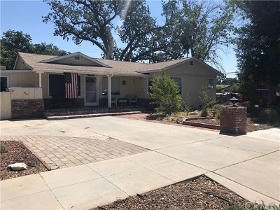 Paso Robles Single Family Home For Sale: 406 Vine Street