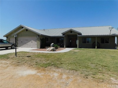 Creston Single Family Home For Sale: 7300 Quail Valley Lane