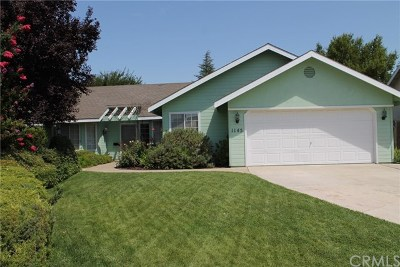 Paso Robles Single Family Home For Sale: 1145 Caddie Lane