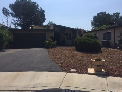 Paso Robles Single Family Home For Sale: 1734 Westfield Road