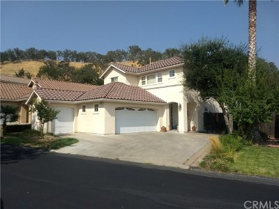 Atascadero Single Family Home For Sale: 8485 Paseo De Caballo