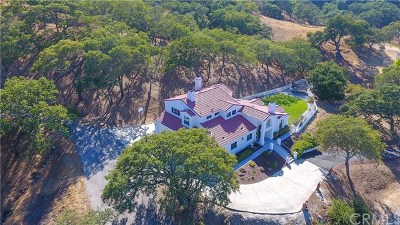Atascadero Single Family Home For Sale: 13785 Old Morro Road