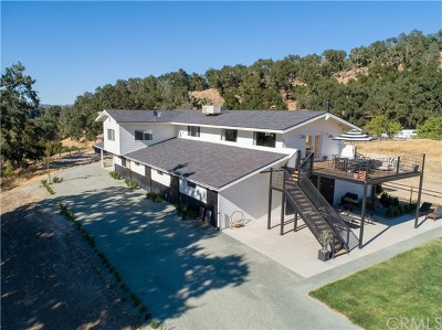 Paso Robles Single Family Home For Sale: 7885 Fawn Lane
