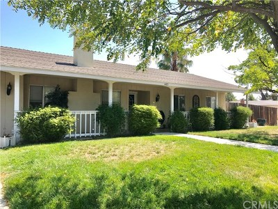 Paso Robles Single Family Home For Sale: 1485 Country Club Drive