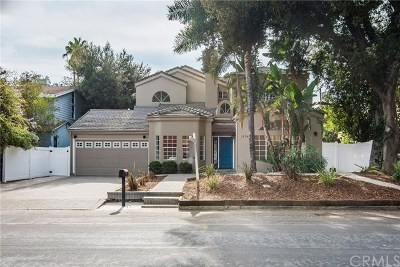 Valley Village Single Family Home For Sale: 11740 Huston Street