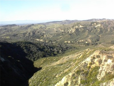 San Miguel Residential Lots & Land For Sale: 70211 Vineyard Canyon Road