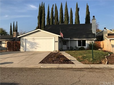 Paso Robles CA Single Family Home For Sale: $449,900