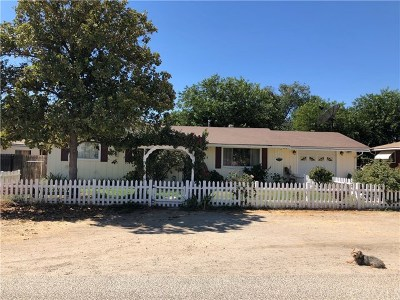 San Luis Obispo County Single Family Home For Sale: 363 Mesa Grande Drive