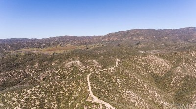 San Luis Obispo County Residential Lots & Land For Sale: Parkhill Road