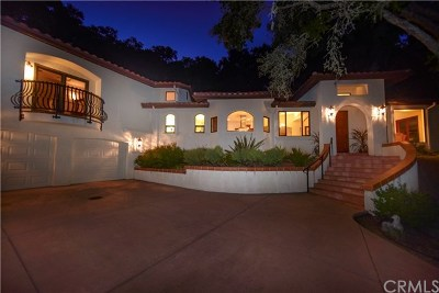 Atascadero Single Family Home For Sale: 2029 Alturas Road