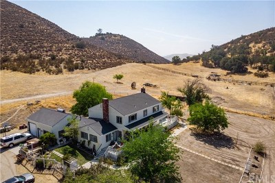 Santa Margarita Single Family Home For Sale: 160 Carrisa Highway