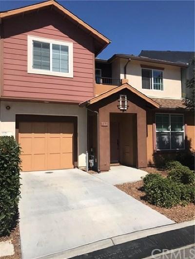 San Luis Obispo County Condo/Townhouse For Sale: 1170 Galeria Circle