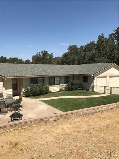 Bradley Single Family Home For Sale: 2501 Shoreline Road