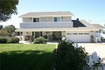 Paso Robles CA Single Family Home For Sale: $619,500