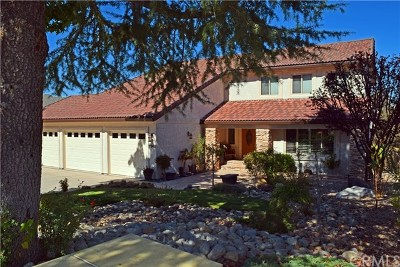 Paso Robles Single Family Home For Sale: 1943 Wild Rice Lane