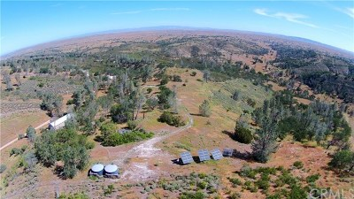 San Luis Obispo County Residential Lots & Land For Sale: La Panza Road