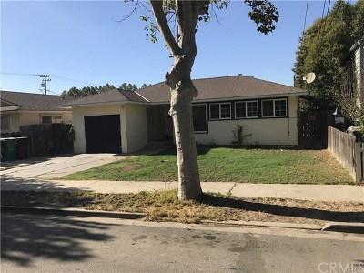 King City Single Family Home For Sale: 638 Bassett Street