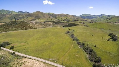 San Luis Obispo Residential Lots & Land For Sale: 4855 Righetti Road