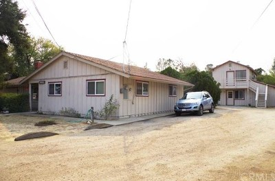 Atascadero Single Family Home For Sale: 9903 W Front Road