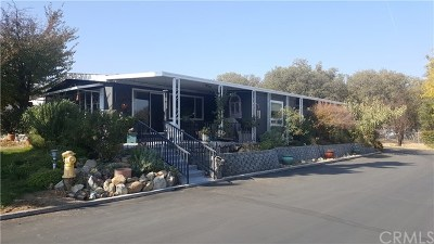 Atascadero Mobile Home Active Under Contract: 10824 Los Pueblos