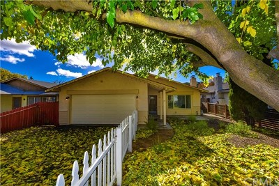 Templeton Single Family Home Active Under Contract: 775 Cayucos Avenue