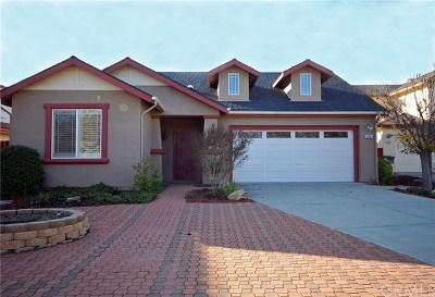 Paso Robles Single Family Home For Sale: 306 Dorsey Court