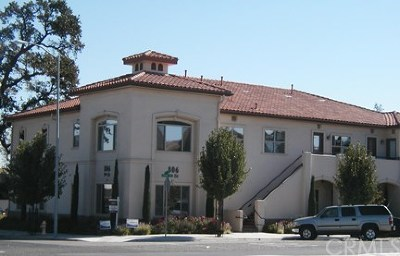 San Luis Obispo County Commercial Lease For Lease: 806 9th Street #2B