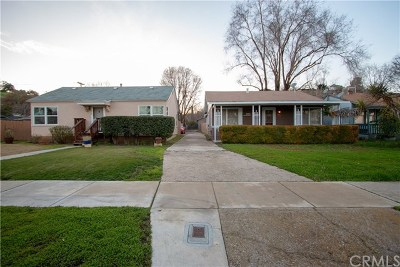 Paso Robles Multi Family Home For Sale: 621 Vine Street