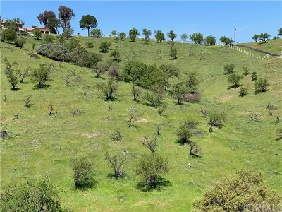Paso Robles Residential Lots & Land For Sale: 1 Villa Lots Road