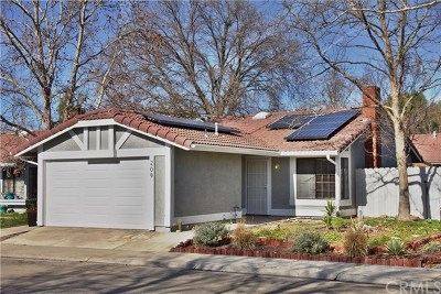 Paso Robles Single Family Home For Sale: 209 Oak Meadow Lane
