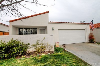 Atascadero Single Family Home For Sale: 943 Patria Circle