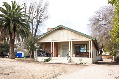 San Luis Obispo County Multi Family Home Active Under Contract: 2931 Park Street