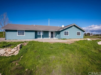 San Luis Obispo County Single Family Home For Sale: 1817 Rancho Lomas Way