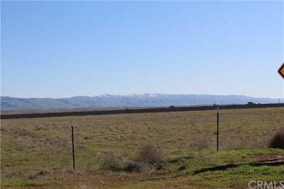 San Luis Obispo County Residential Lots & Land For Sale: Tracy Lane
