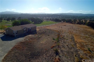 San Luis Obispo County Manufactured Home For Sale: 3625 Templeton Road