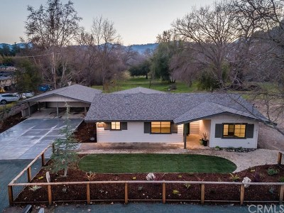 Atascadero Single Family Home For Sale: 7900 Portola Road