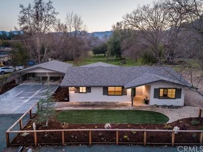 Atascadero Single Family Home Pending: 7900 Portola Road