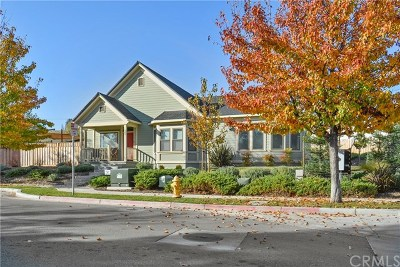 Paso Robles Single Family Home Active Under Contract: 545 Maple Street