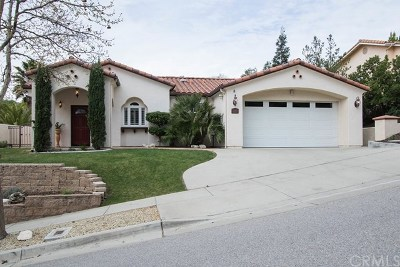 Paso Robles Single Family Home For Sale: 2441 Casa Blanca Court