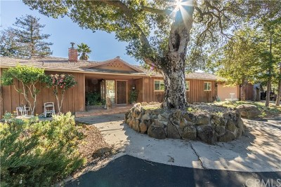Atascadero Single Family Home For Sale: 5705 Encino Avenue