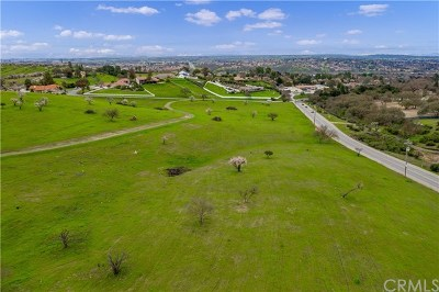 Paso Robles Residential Lots & Land For Sale: Mustang Springs Rd.